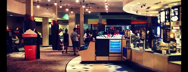 AMC Tallahassee Mall 20 is one of Lugares favoritos de M..