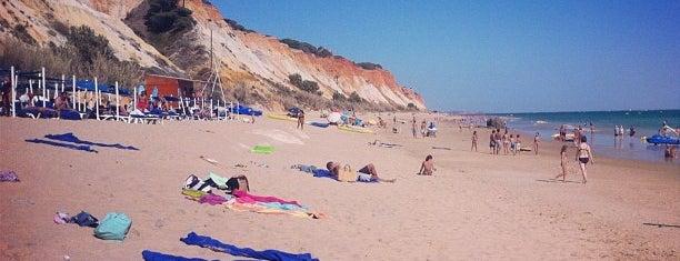 Praia Barranco das Belharucas is one of Vanessaさんのお気に入りスポット.