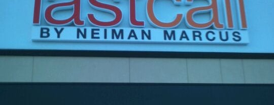 Last Call Neiman Marcus is one of Mo's Liked Places.