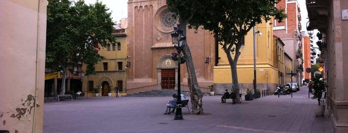 Plaça de la Concòrdia is one of Barcelona.