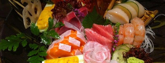 Armani / Aqua is one of Tim's Favorite Restaurants & Bars around The Globe.