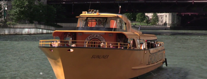 Chicago Water Taxi (Michigan) is one of Chicago Part II.