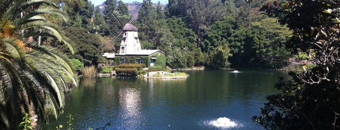 Self Realization Fellowship Lake Shrine Temple is one of Top 10 dinner spots in Culver City, CA.