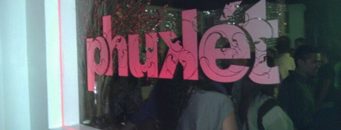Phukét Lounge is one of Lugares favoritos de Mirinha★.