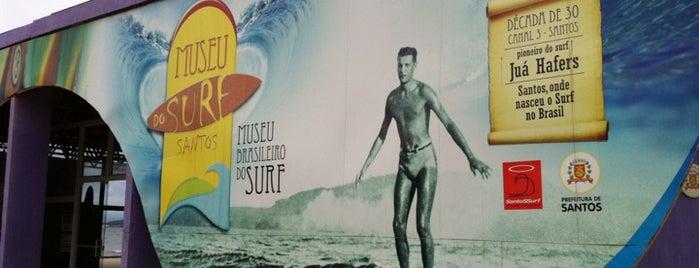 Museu do Surf is one of Posti che sono piaciuti a Guilherme.