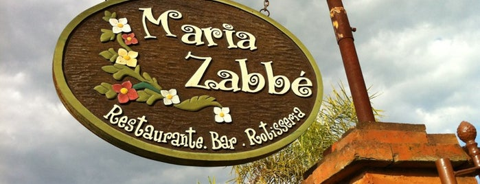 Maria Zabbé is one of Top picks for Brazilian Restaurants.