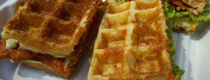 Wicked Waffle is one of DC-Metro To Try.