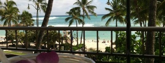 Moana Terrace Bar & Grill is one of Favorite Local Kine Hawaii.