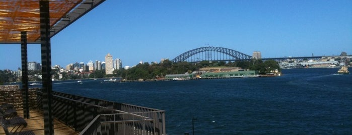 Ballast Point Park is one of Sydney.