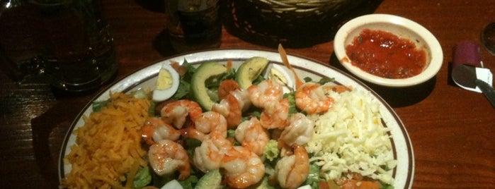 Nuevo Mexico is one of Top 100 Restaurants.
