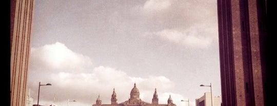 Plaça d'Espanya is one of BCN musts!.