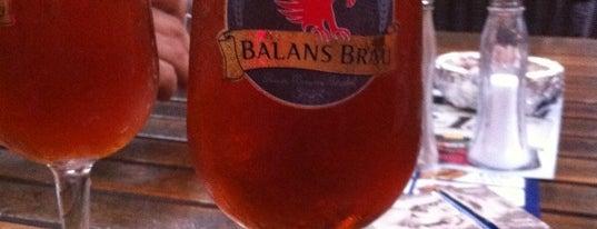 Balans Bräu is one of Yemek.