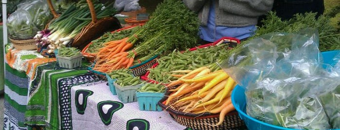 The Grant Park Farmers Market is one of ATL.