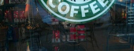 Starbucks is one of Courtney's Liked Places.