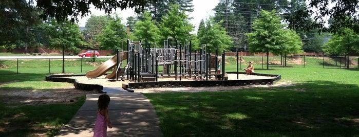 Terrell Mill Park is one of Tempat yang Disukai Elvyra.
