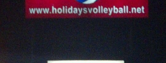 Holidays Sports Bar and Volleyball is one of Volleyball Spots.