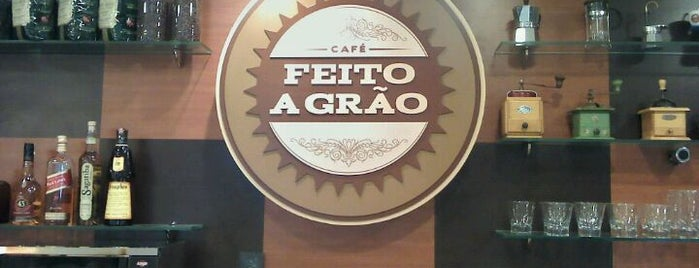 Café Feito a Grão is one of Specialty Coffee.