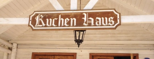 Kuchen Haus is one of Lugares guardados de Marco.