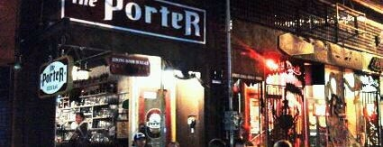 The Porter Beer Bar is one of Atlanta Burgers FTW.