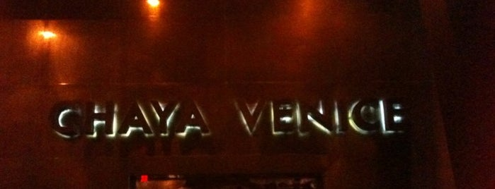 Chaya Venice is one of Venice 90291.