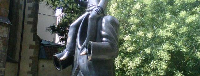 Franz Kafka Gallery is one of Prague.