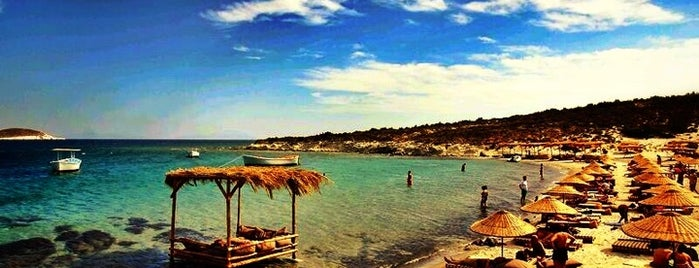 Madeo Beach is one of Alaçatı'nın En İyileri / Best of Alacati.