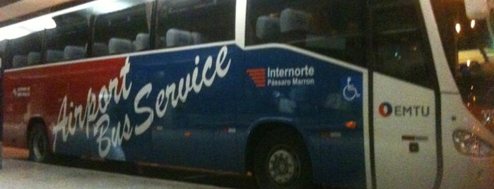 Airport Bus Service is one of Lieux qui ont plu à Alberto J S.