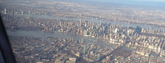 LaGuardia Airport (LGA) is one of New York.