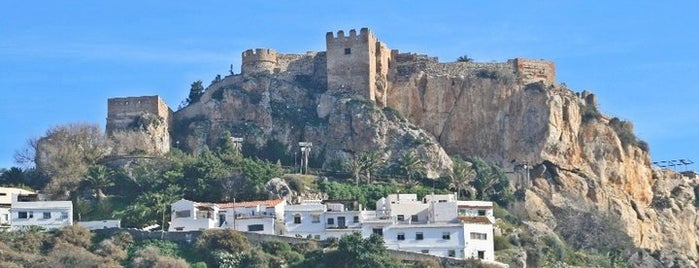 Castillo Arabe is one of Andalucia.