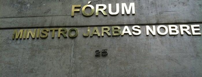 Justiça Federal Criminal de Primeiro Grau - Fórum Criminal Ministro Jarbas Nobre is one of สถานที่ที่ Roberto ถูกใจ.