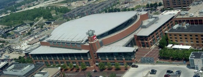 Nationwide Arena is one of Stadiums for NHL.