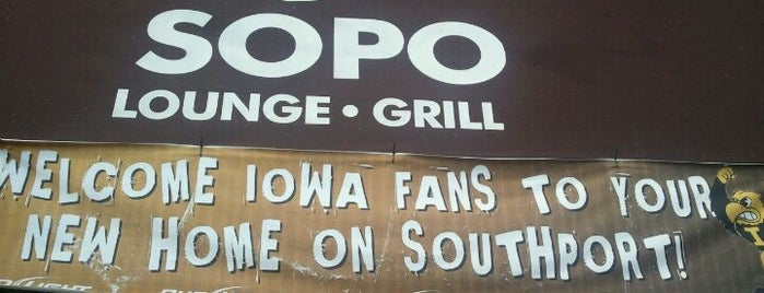 Sopo Lounge & Grill is one of 7th Annual Southport Pub Crawl.