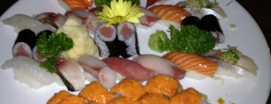 Matsu Sushi is one of Eats around Manhattan.