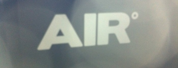 AIR is one of Amsterdam, best of..