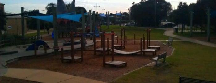 Frankston Foreshore Regional Playground is one of Kickass Playgrounds.