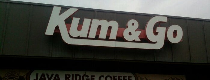 Kum & Go is one of Sin City 님이 좋아한 장소.