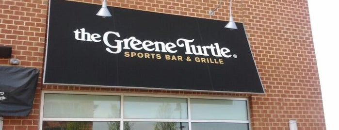 The Greene Turtle is one of Lugares guardados de Tyra.