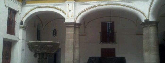 Casa de la Bóveda is one of Puebla.