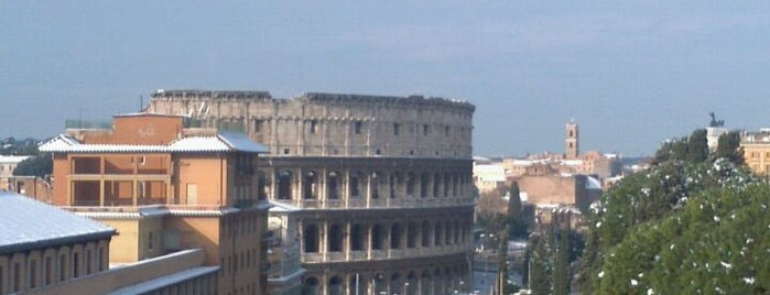 Mercure Roma Centro Colosseo is one of Itália.