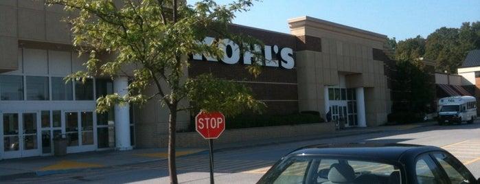 Kohl's is one of Orte, die Lillian gefallen.