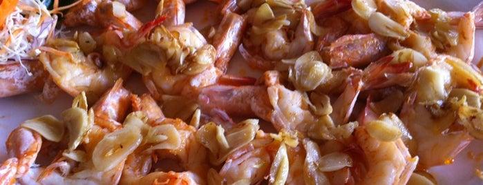 Jun Hom Seafood is one of Санчезъ: сохраненные места.