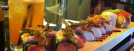 Union Sushi + Barbeque Bar is one of Chicago x Windy City eats.
