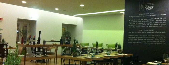 Open Brasserie Mediterrânica is one of Lisboa ... restaurantes.