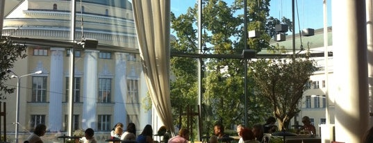 Vapiano is one of Любимые места в Таллинне.