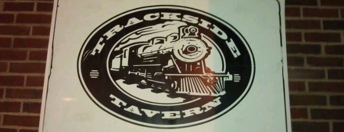 Trackside Tavern is one of Decatur, GA Pubs I frequent.