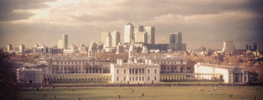 Observatoire royal de Greenwich is one of London.