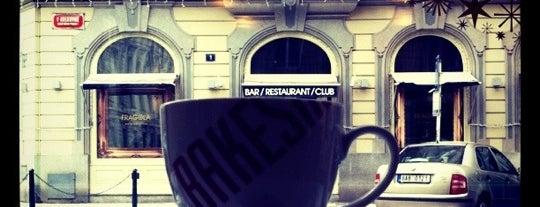 Bakeshop is one of Nej snídaně v Praze / Best breakfast in Prague.