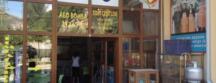 Bombacı Burhan is one of Posti salvati di Hakan.