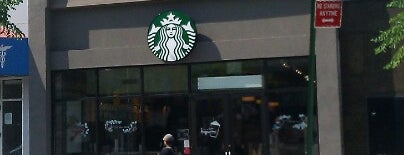 Starbucks is one of Brooklyn.