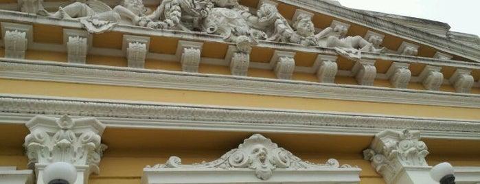 Palácio Anchieta is one of Travel Guide - Grande Vitória/ES.